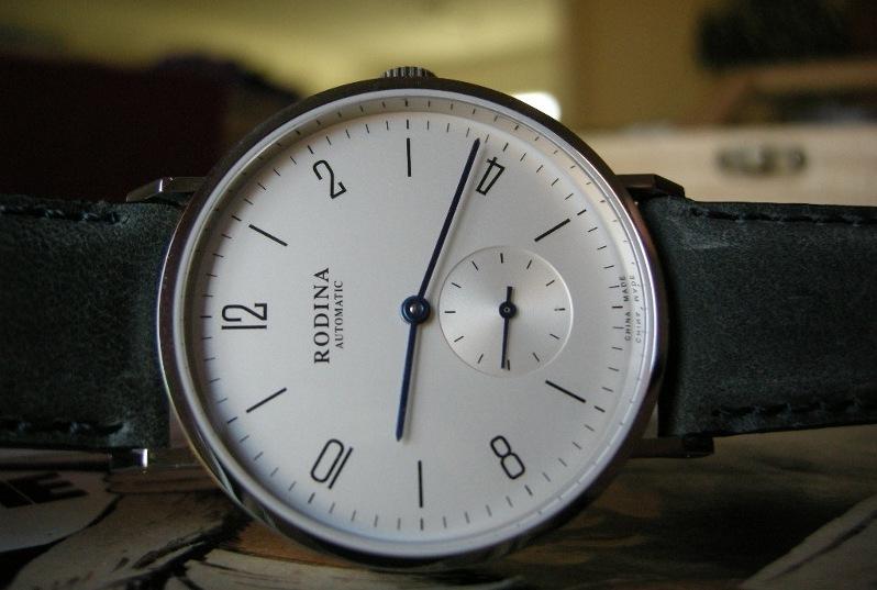Rodina R005 Bauhaus Watch Review
