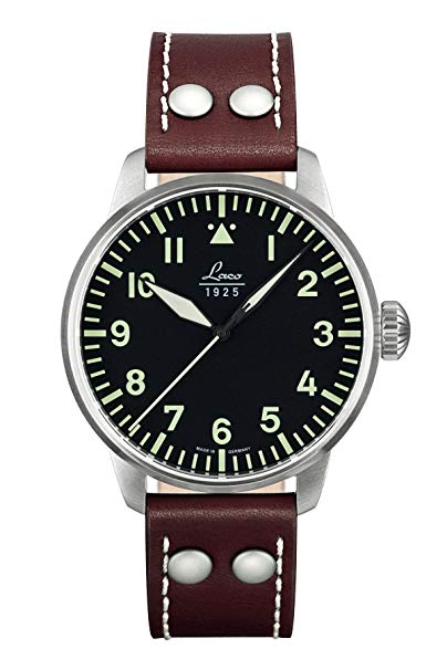 Laco type A pilot watch