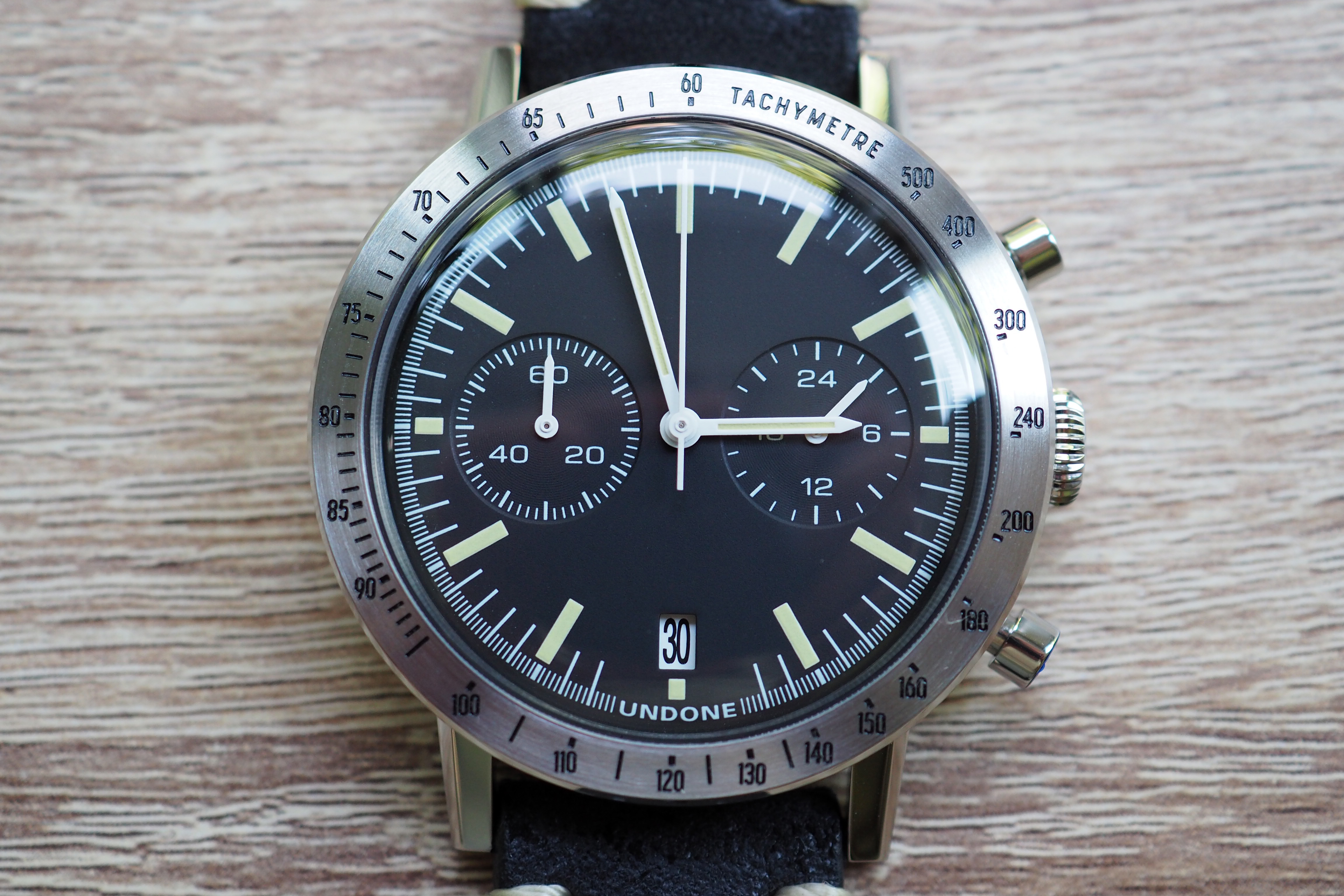 Undone Tropical Amazon Watch Review