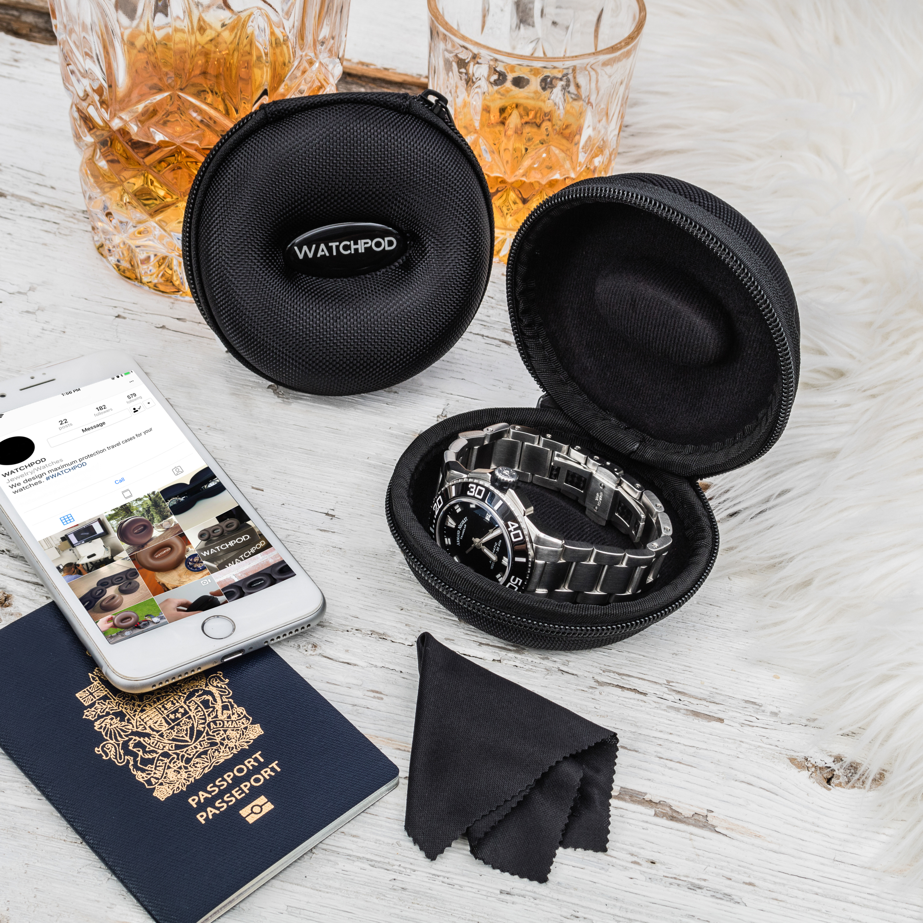 How To Travel With Your Watches