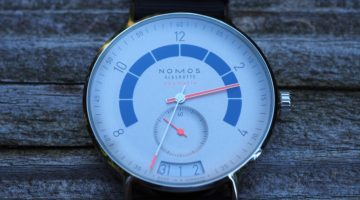 Nomos Autobahn Neomatik Sports Gray Watch Review