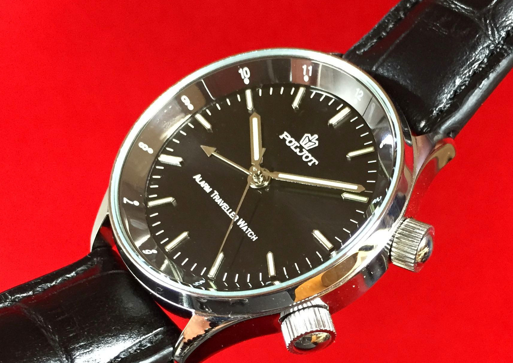 Best Automatic Watches >> Top 5 Best Automatic Watches With Mechanical Alarms Watchreviewblog