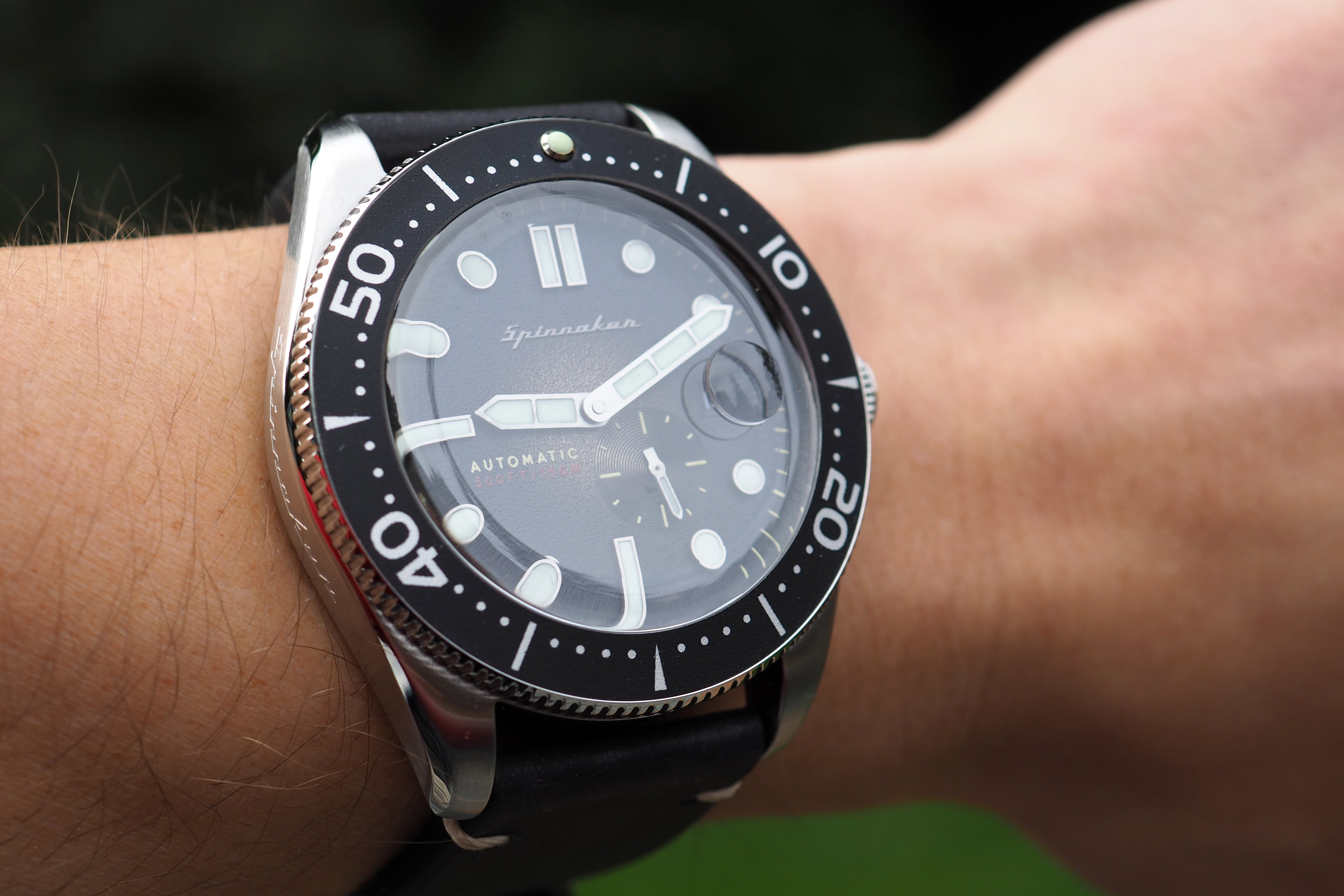 Croft on the wrist