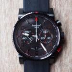Hanhart Primus Racer Black DLC Watch Review