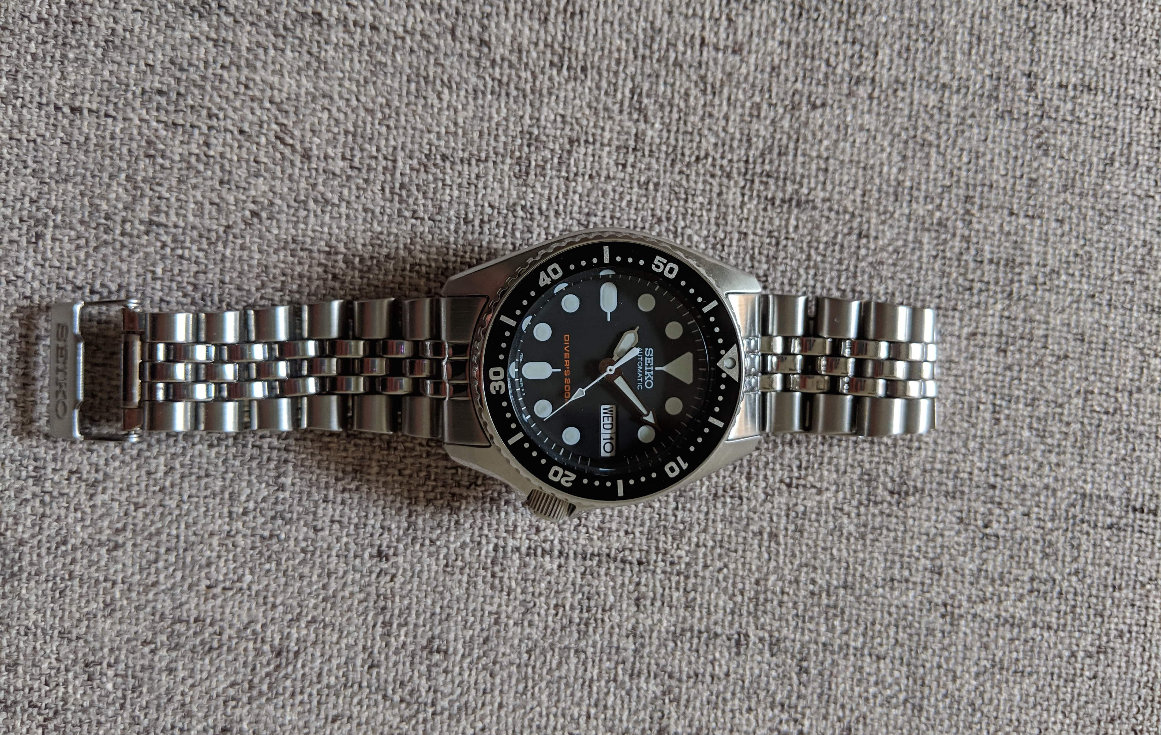 seiko skx013 review the everyday midsize diver watchreviewblog