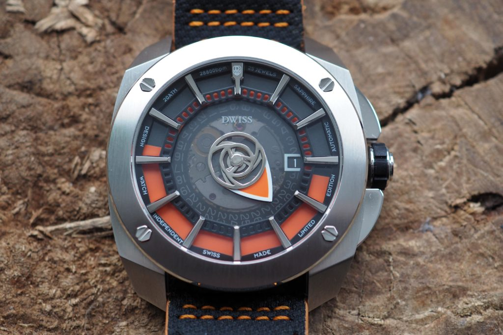 DWISS RS1-SO Automatic Watch Review