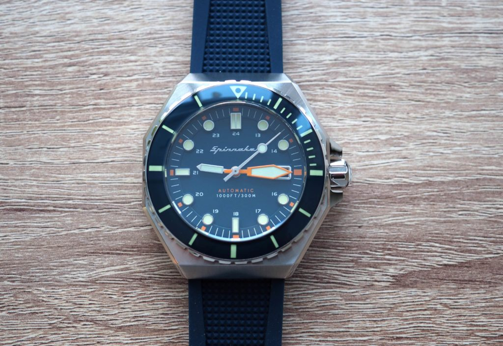 Spinnaker Dumas SP-5070 Automatic Watch Review