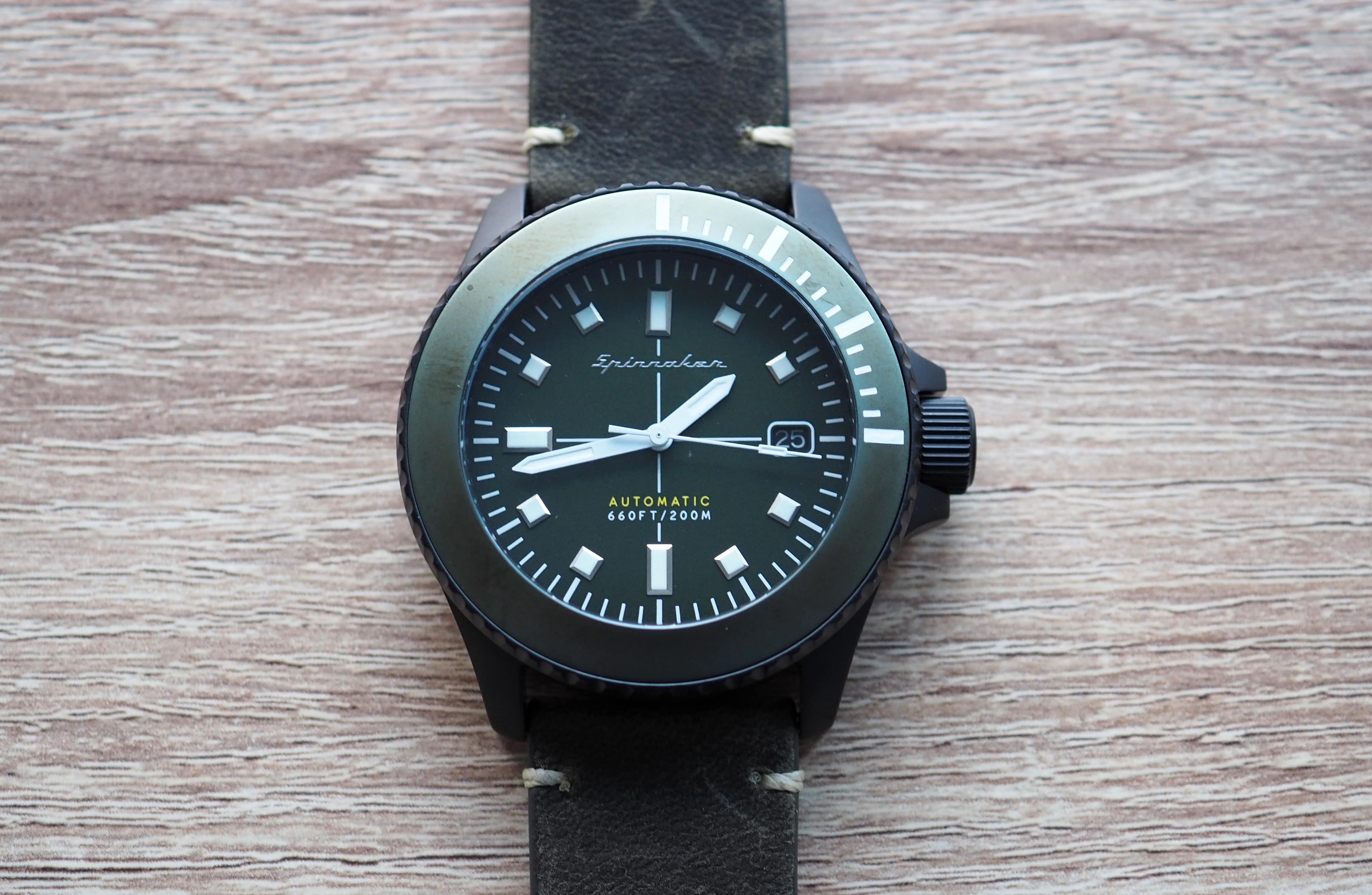 Spinnaker Spence SP-5063-03 Watch Review
