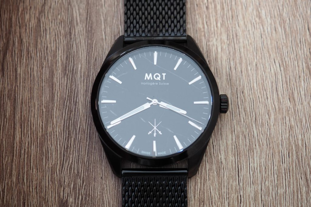 MQT Marble II Gent Watch Review