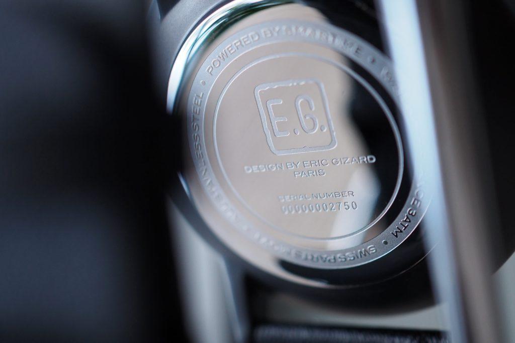 Engraved case-back