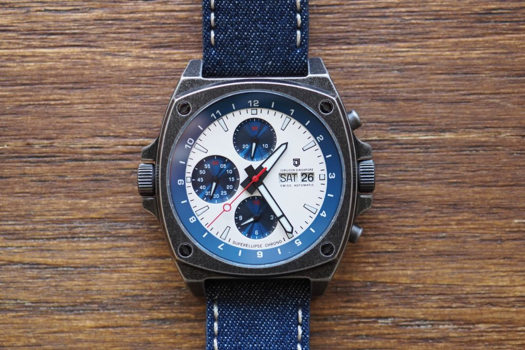Jubileon Superellipse Chrono Watch Review