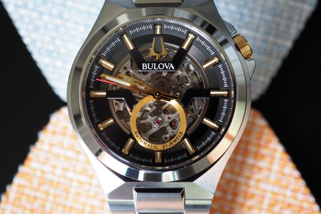Bulova Maquina Classic 98A224 Watch Review