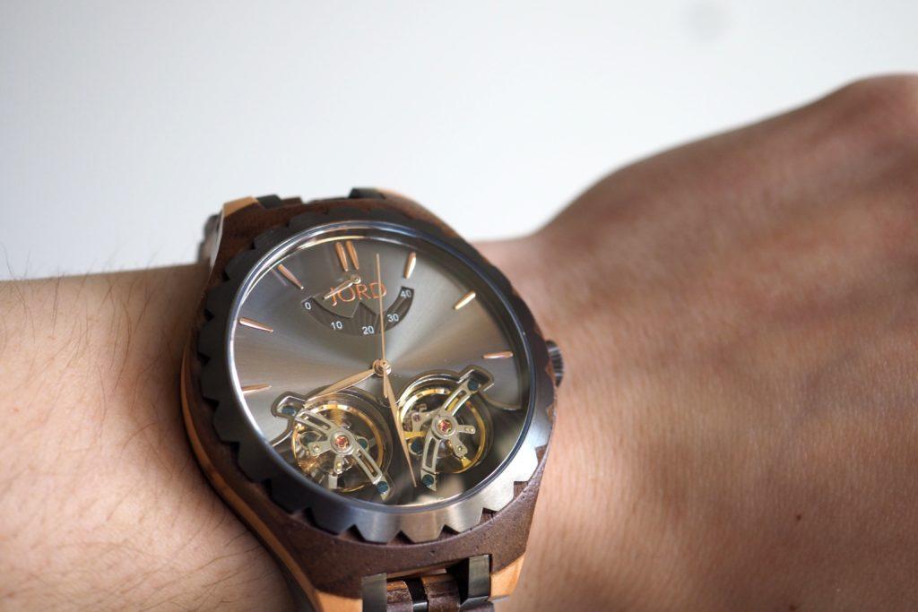 Meridian on the wrist