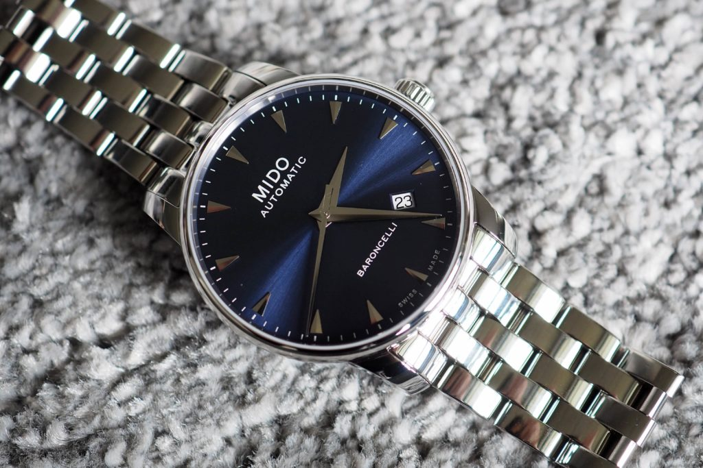 Mido Baroncelli Midnight Blue Gent M8600.4.15.1 Watch Review