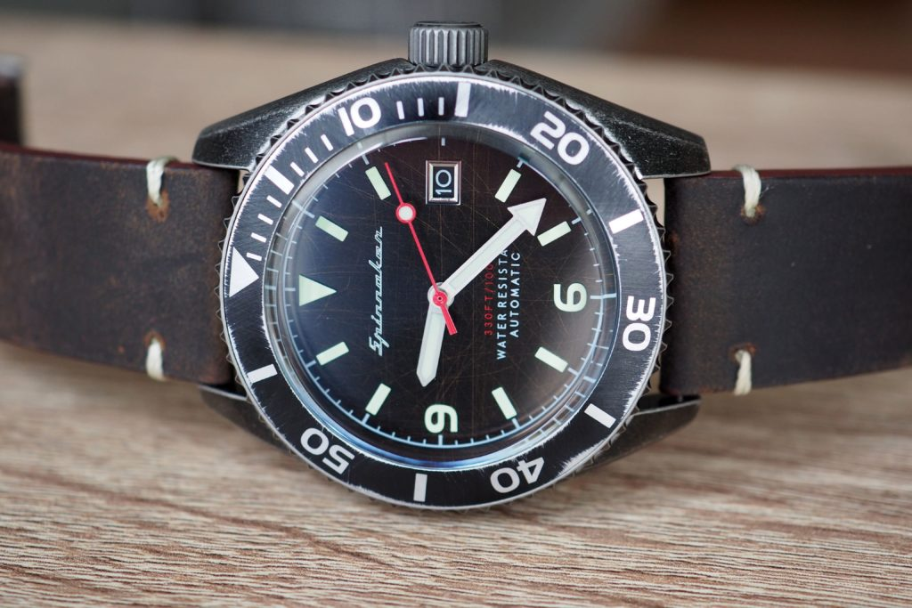 Spinnaker Wreck SP-5065 Automatic Diver Watch Review