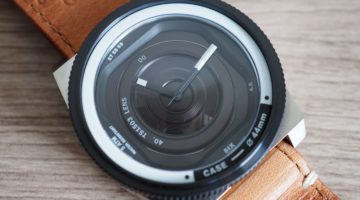 Tacs Nato Lens Watch Review