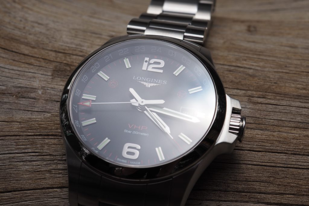 Drift wood background of watch