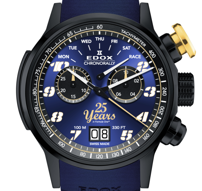 Edox Sauber F1