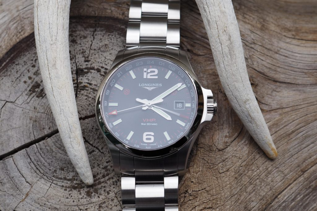 Longines Conquest VHP GMT L37284566 Watch Review