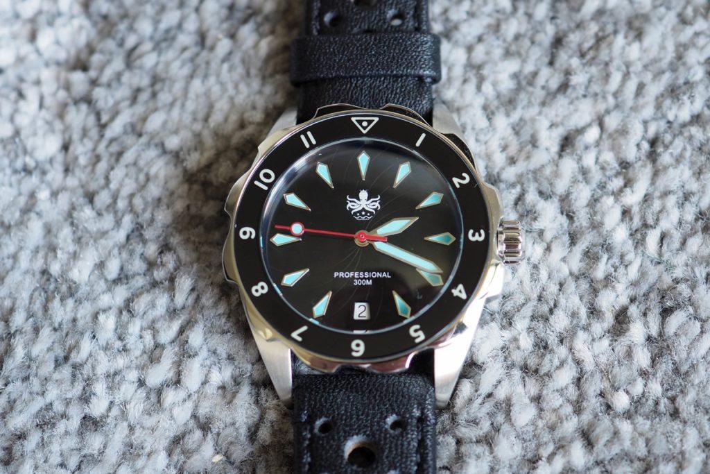 PHOIBOS Sea Nymph PX021C Ladies Dive Watch Review