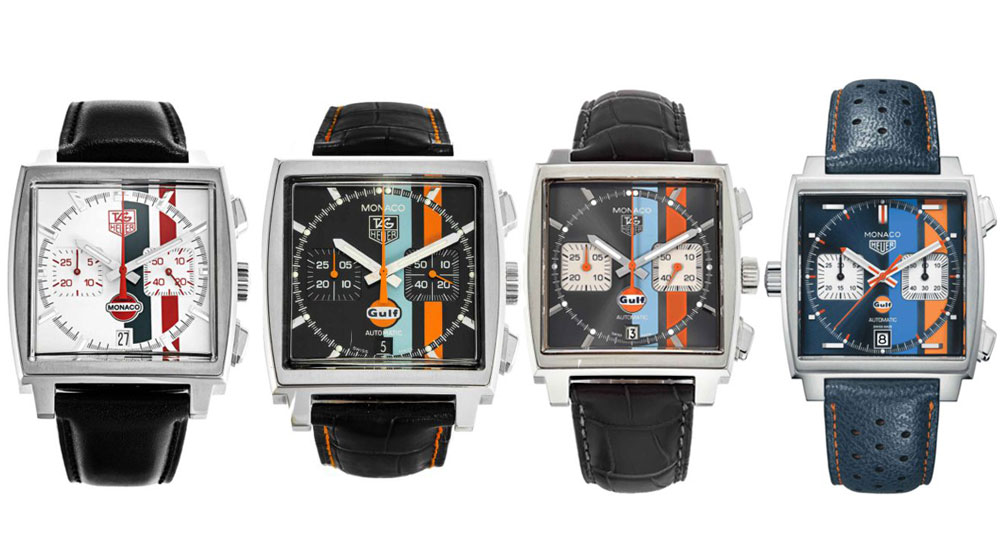 Affordable Formula 1 Racing Watches