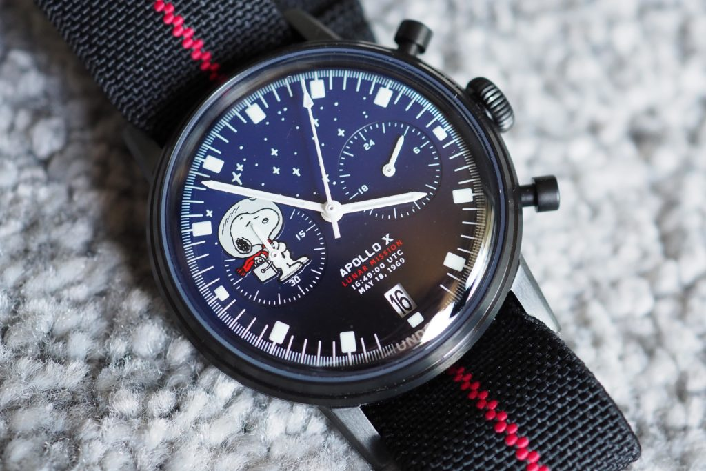 Undone Snoopy Starlight Limited Edition Watch Review