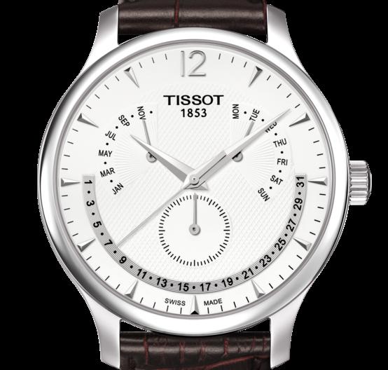 Tissot Perpetual Calendar T0636371603700