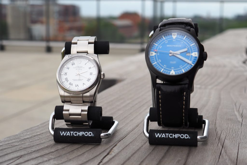 Best Watch Display Stand for your Collection WATCHPOD