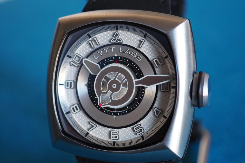 Full view of watch