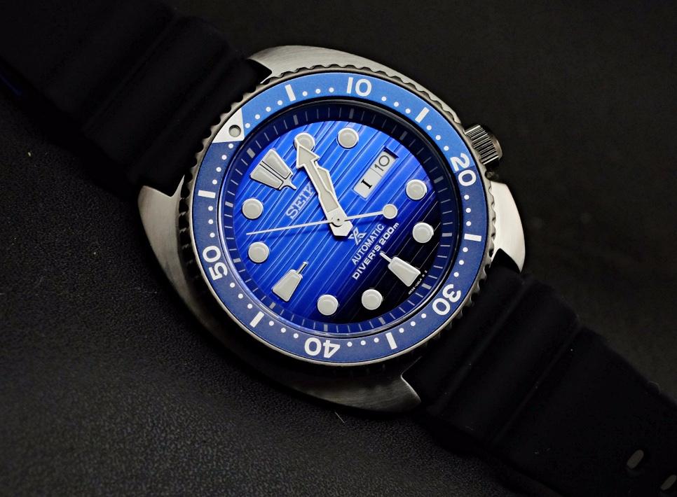 Seiko Prospex SRPC91 Save the Ocean Turtle