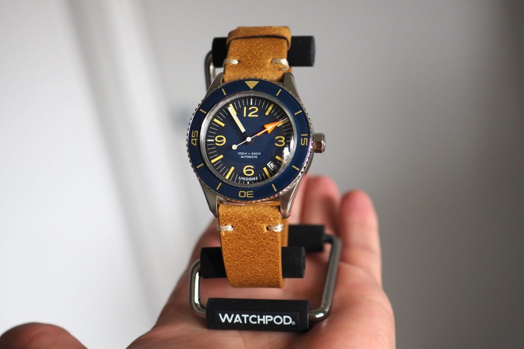 Undone Basecamp 2.0 Watch Review