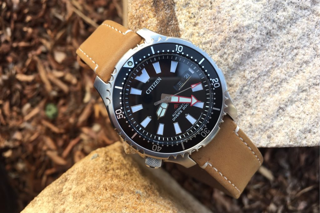 Citizen Fugu NY0080-12E Watch Review