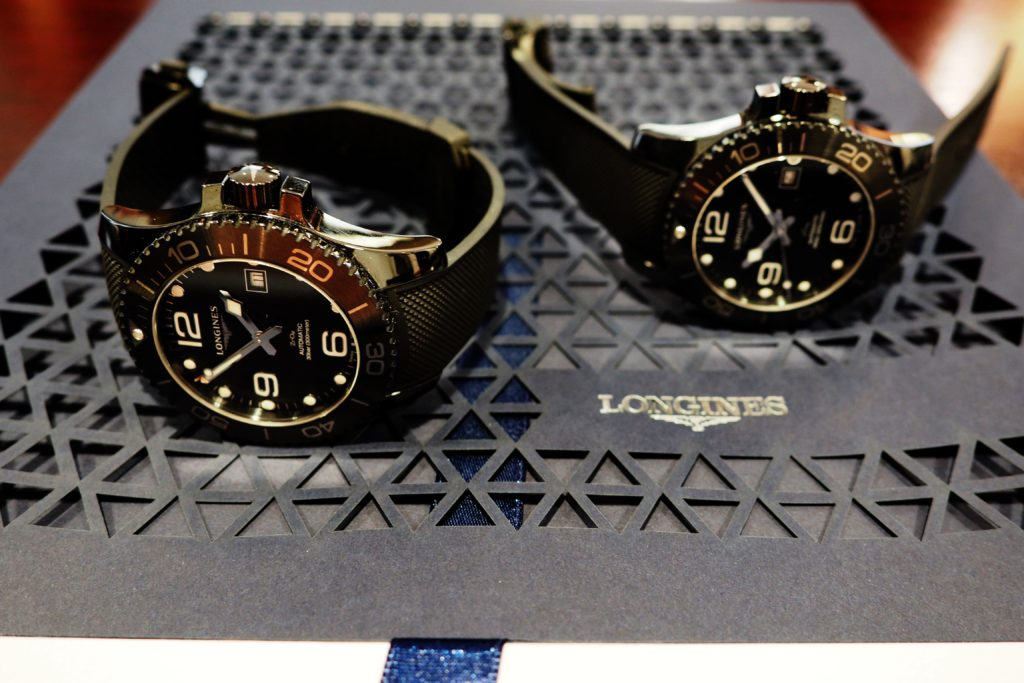 2 of the same watch photo