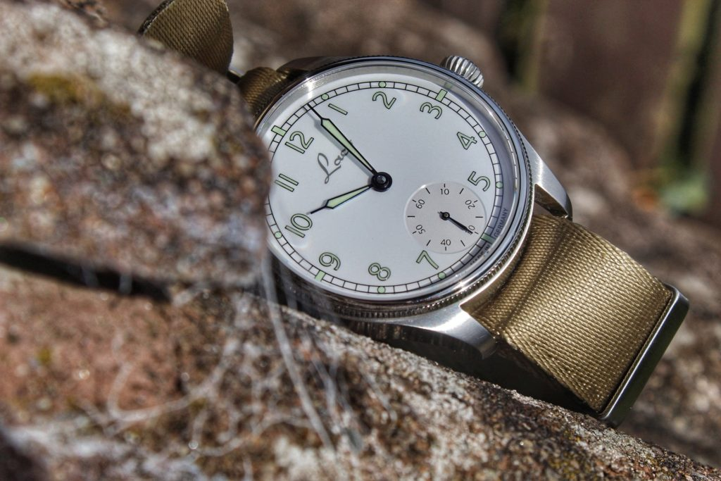 Laco Cuxhaven Navy Watch Review