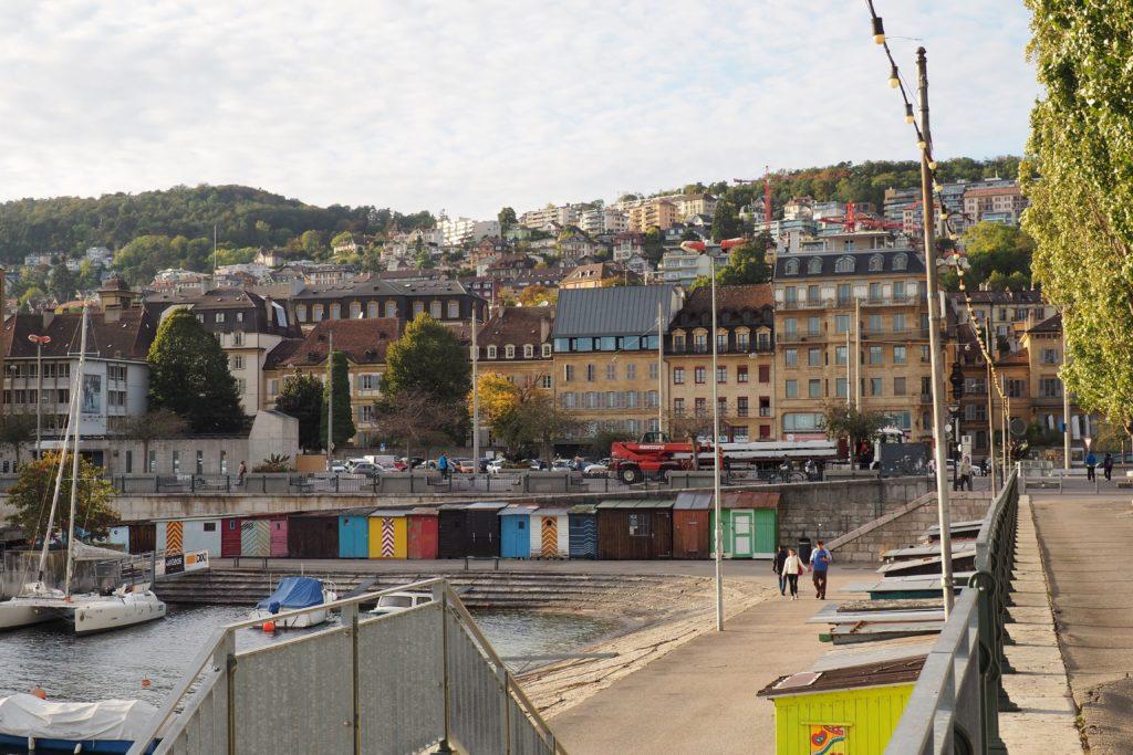 Town of Neuchâtel
