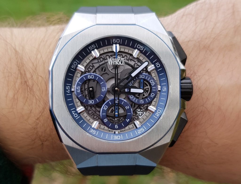 WH&T LCF888 Chronograph Watch Review