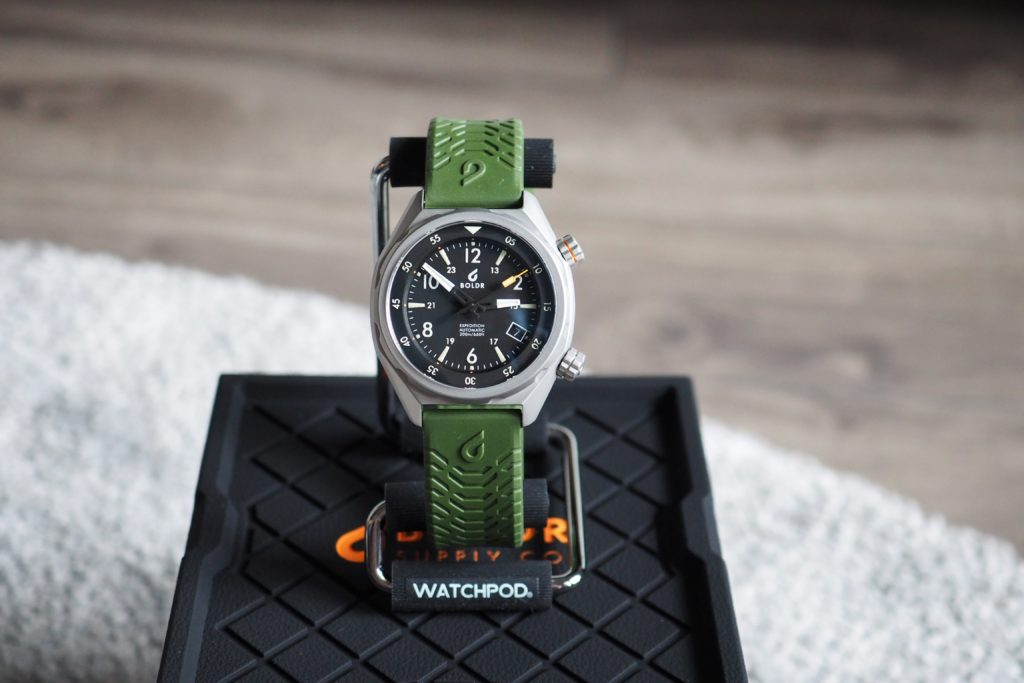 BOLDR Expedition Rushmore Watch Review