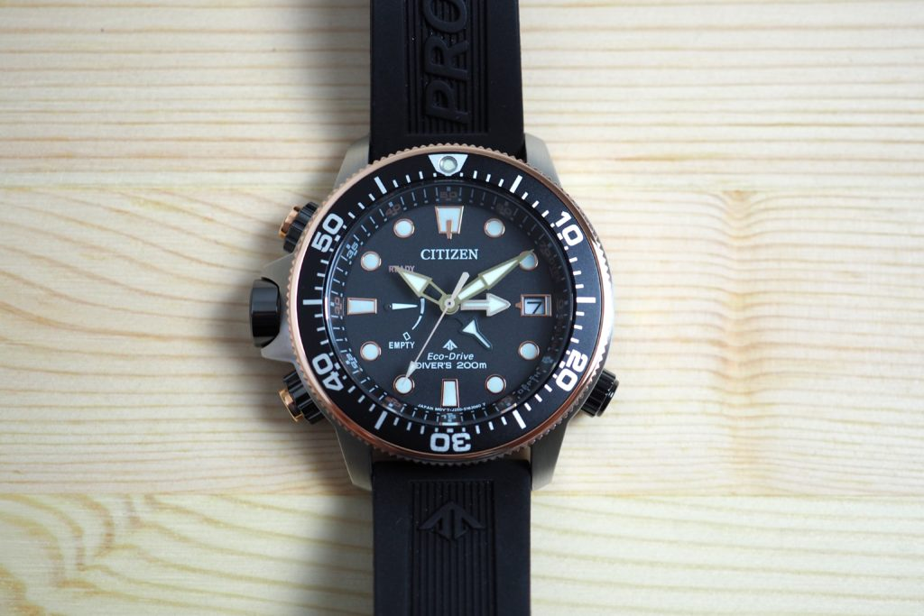 Citizen Promaster Aqualand Watch Review