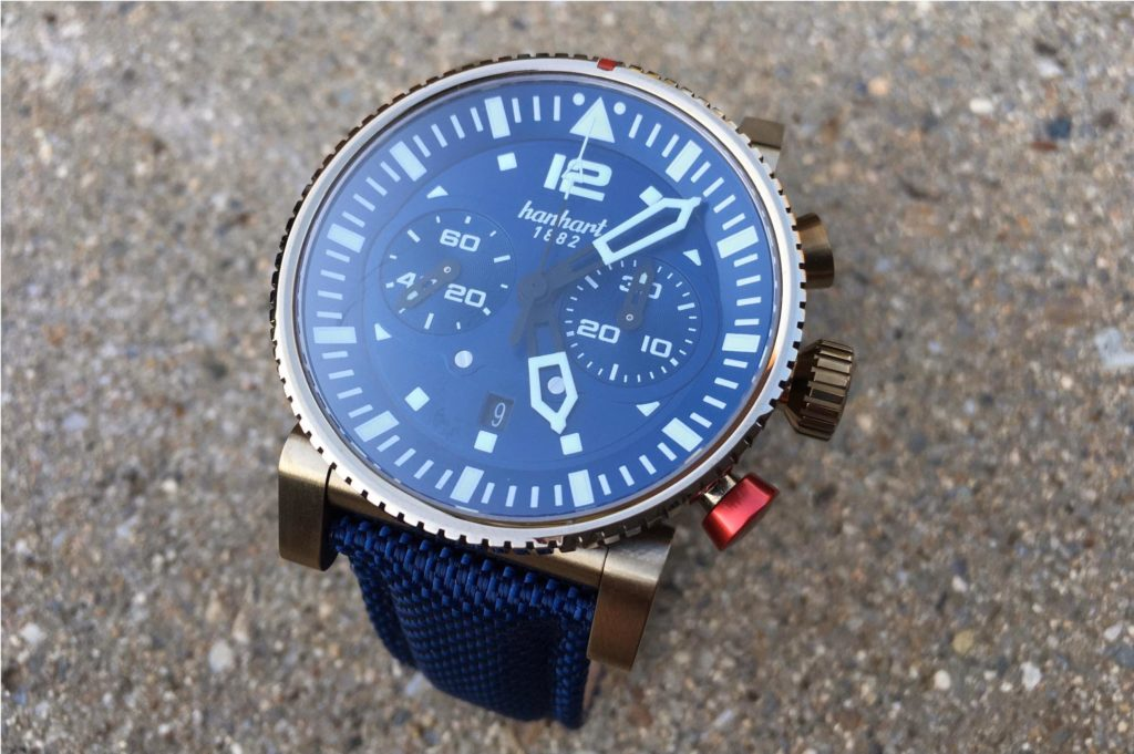 Clear photo of dial