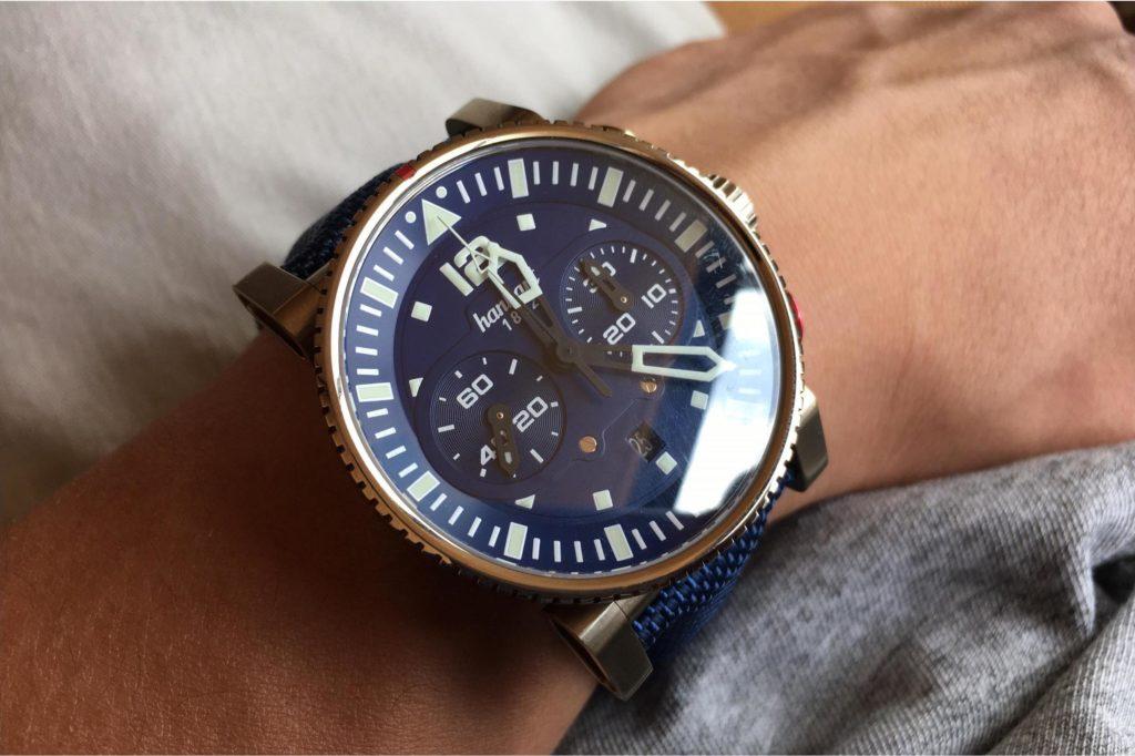 Primus Nautic on the Wrist
