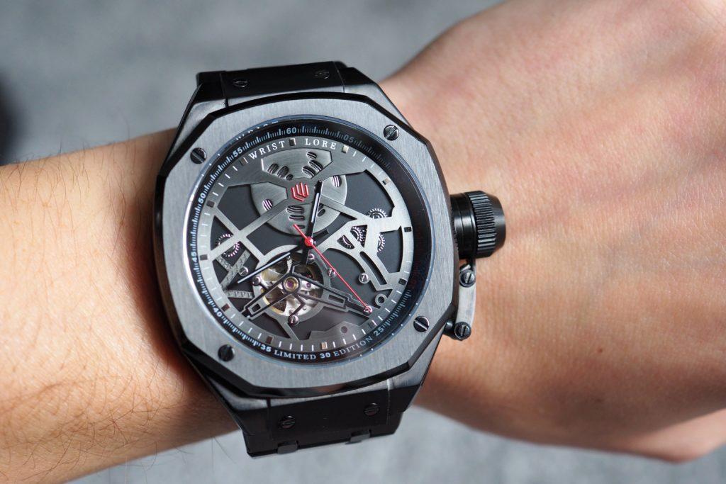 Wrist Lore Blackbird LE Automatic Pilot Watch Review