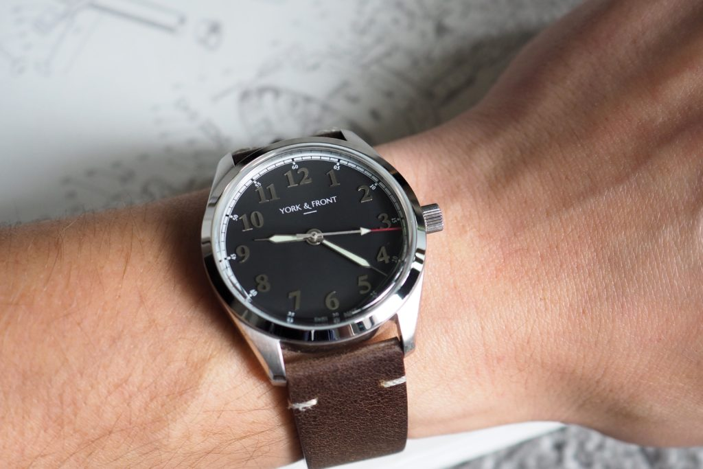 York & Front Burrard Watch Review