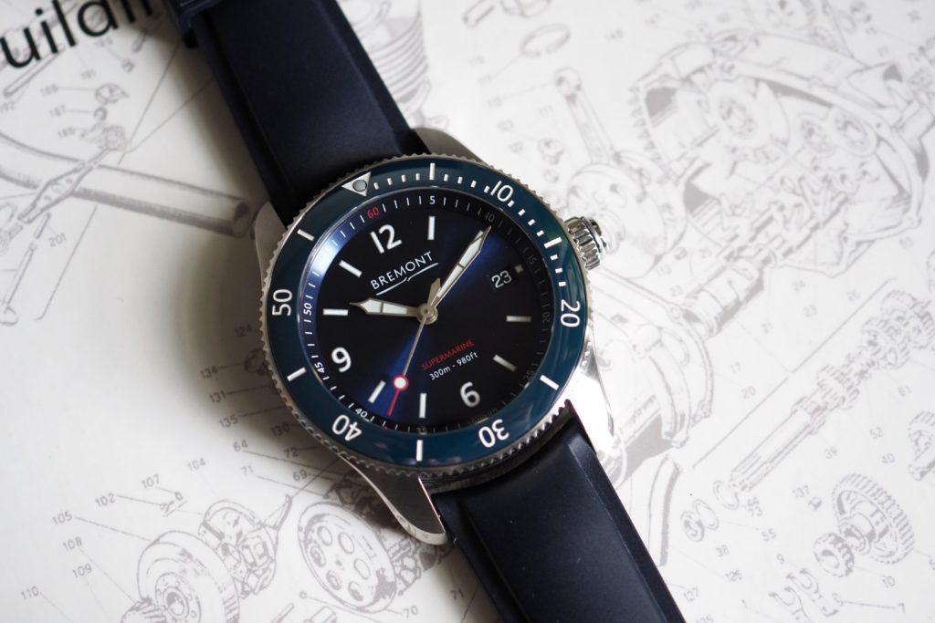 Bremont Supermarine S300 Watch Review