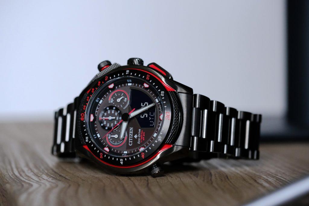 Critique de montre Citizen Promaster SST