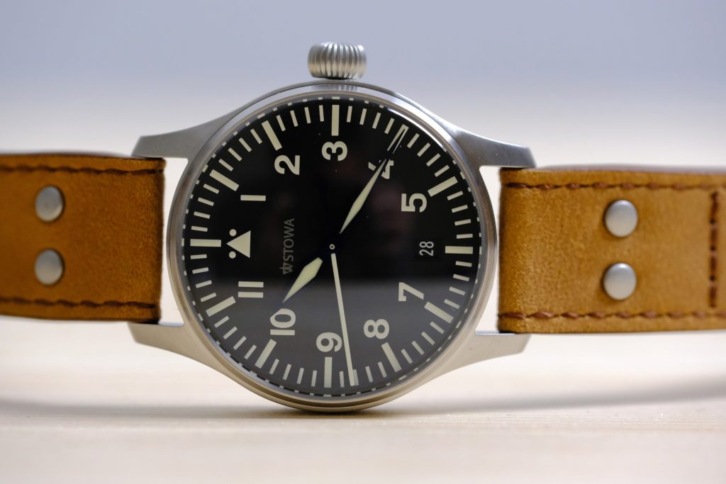 Stowa Flieger Classic 36 Automatic Watch Review