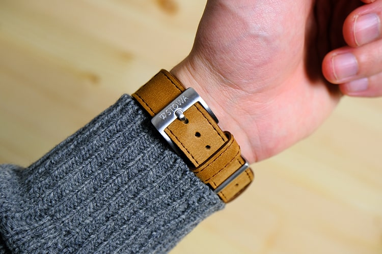 Bracelet and buckle