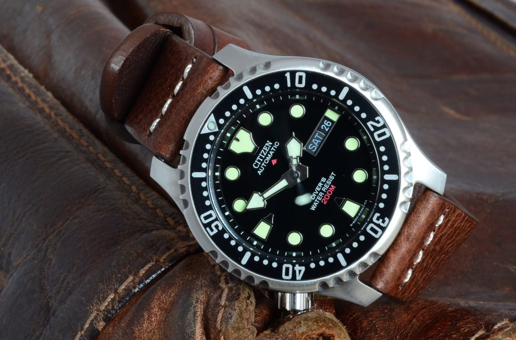 Citizen NY0040 Dive Watch
