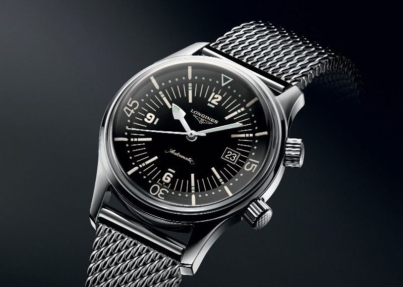 Longines Legend Diver l3-374-4-50-6