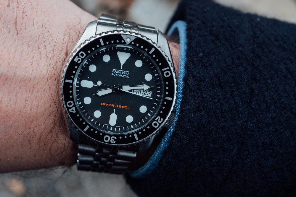 Best Dive Watch Alternatives to the Seiko SKX007