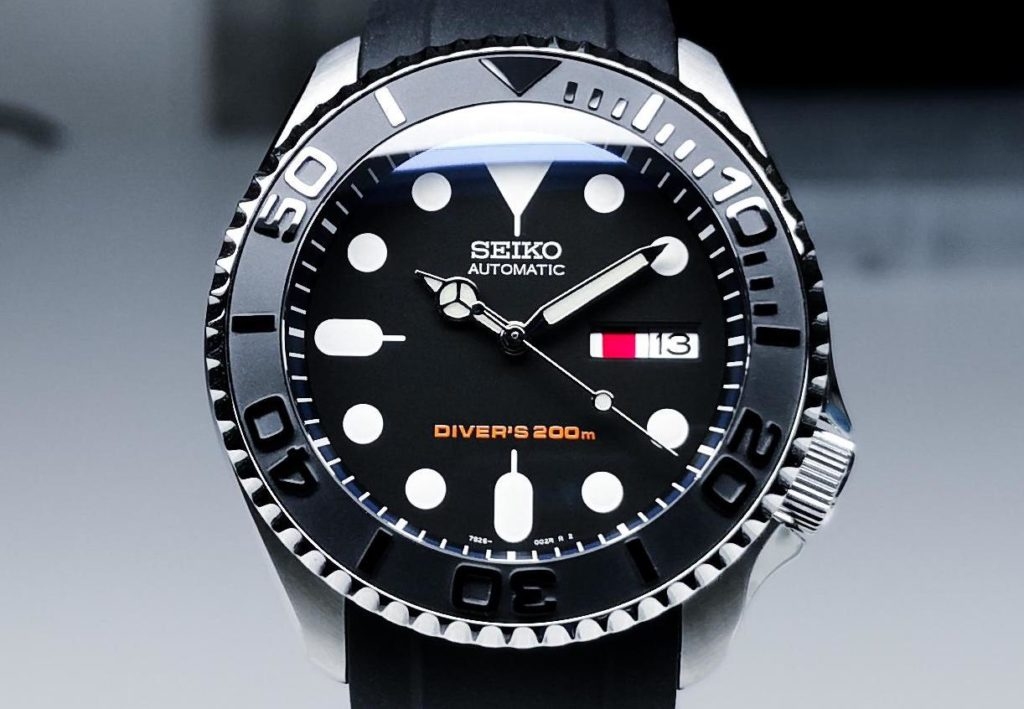 Best Seiko Watches for Modding